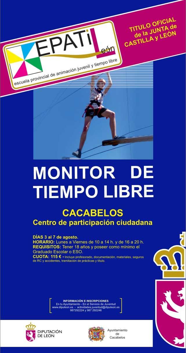Curso de monitor/a de tiempo libre 2