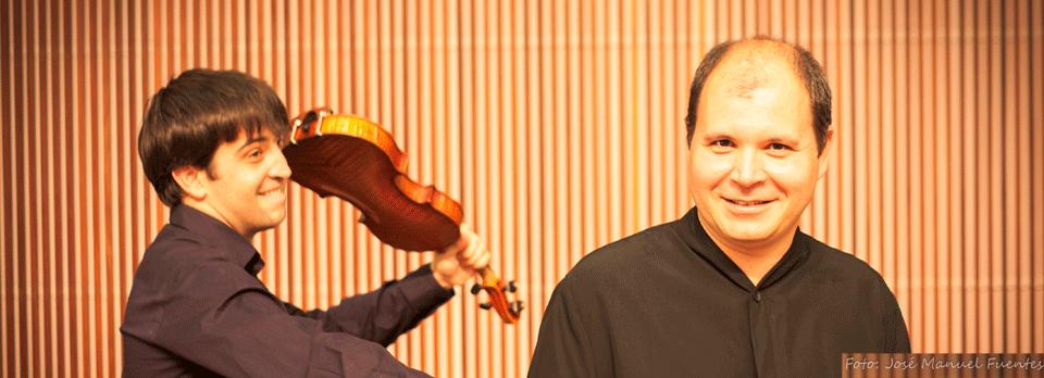 Ciclo romántico: Dúo Krom (piano y violín).