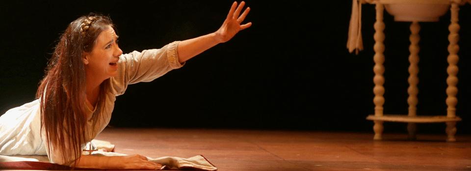 Teatro: Teresa, miserere gozoso