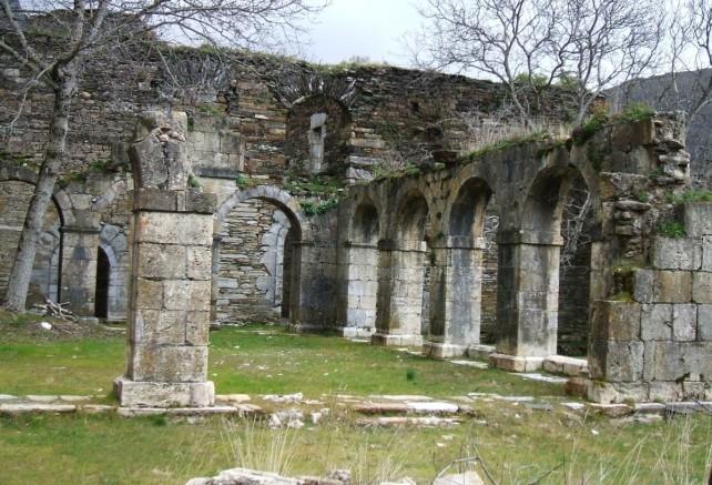 Actividades en el Monasterio de Carracedo