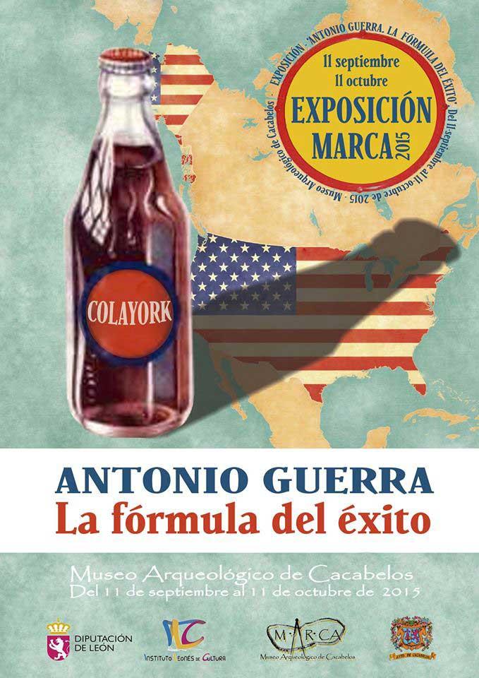Exposición: Antonio Guerra, 'La fórmula del éxito'