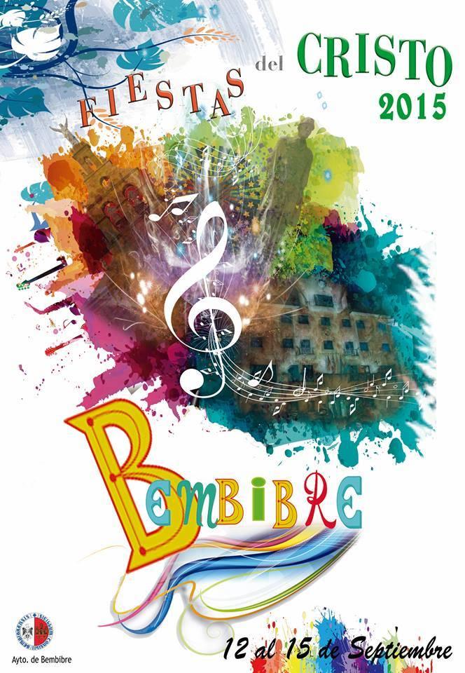 Fiestas del Cristo Bembibre 2015, Programación