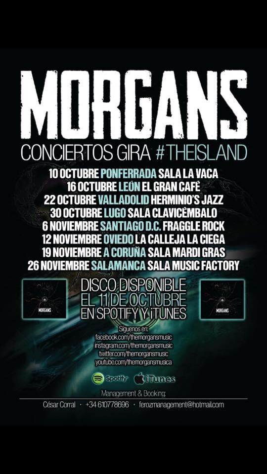 Concierto Morgans