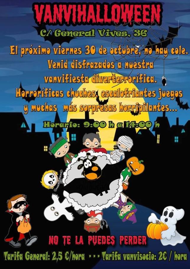 Fiesta VanviHalloween