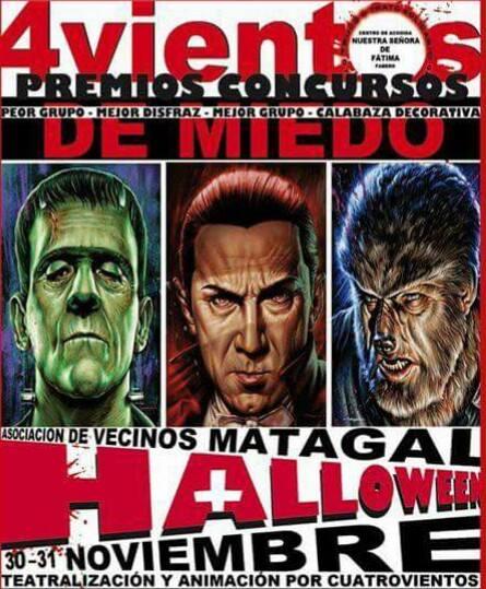 Halloween en Cuatrovientos