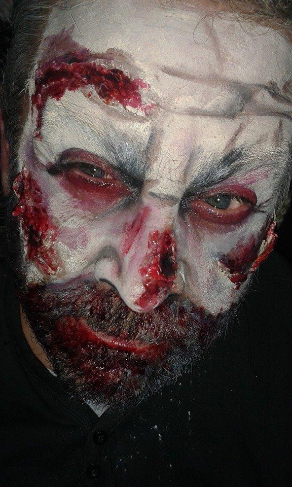 Halloween el el pantano pasajes del terror cena, copas y baile