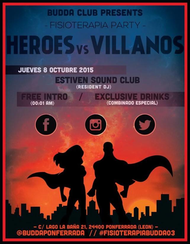 Heroes VS Villanos