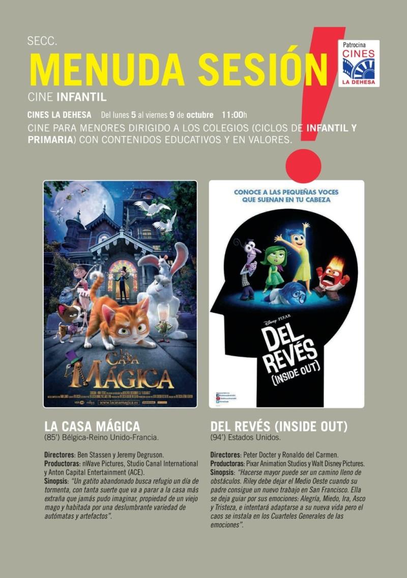 Festival de cine de Ponferrada: Menuda sesión