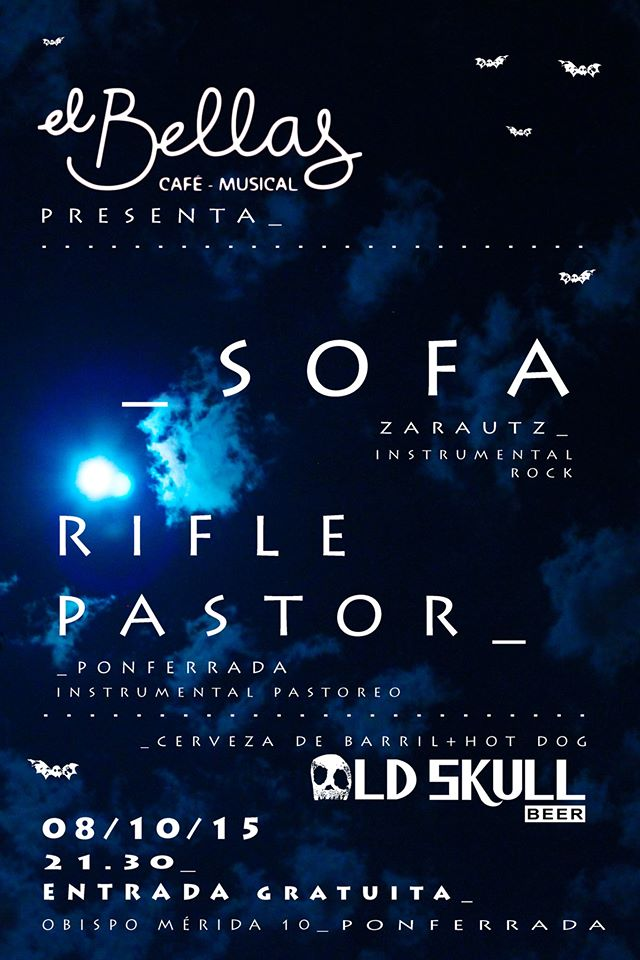 SOFA+RIFLEPASTOR