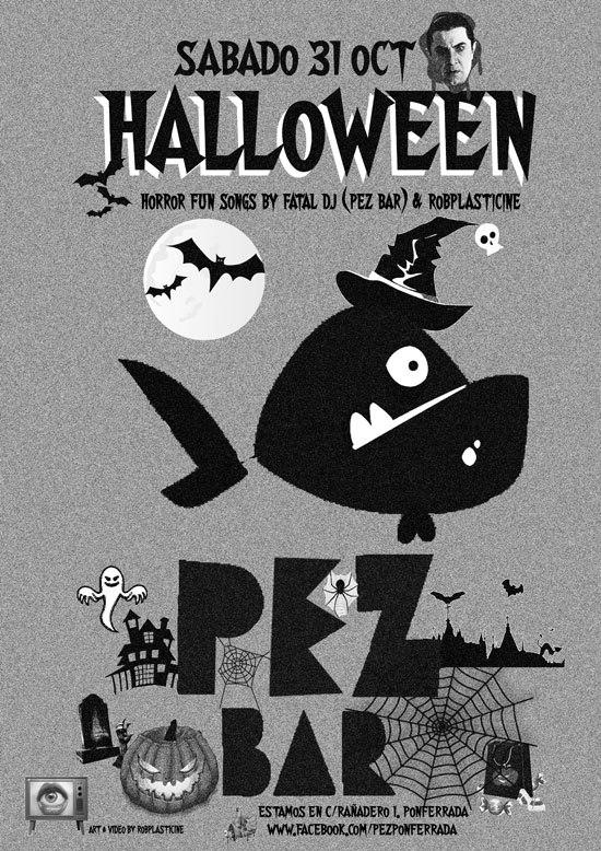 Fiesta Halloween en PEZ Bar