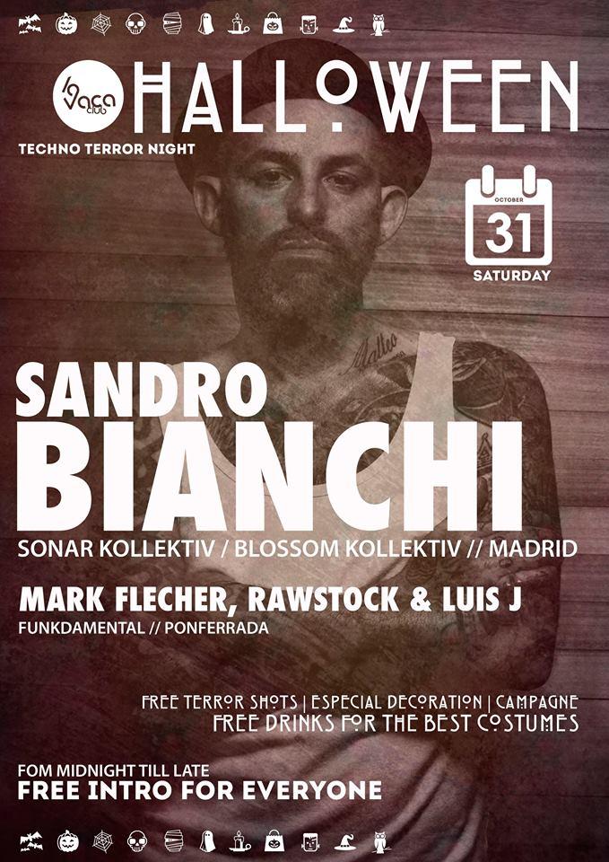Terror & Techno night: Sandro Bianchi