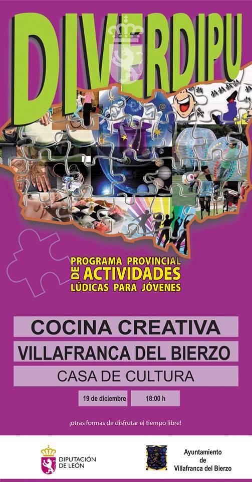 Cocina Creativa en Villafranca del Bierzo