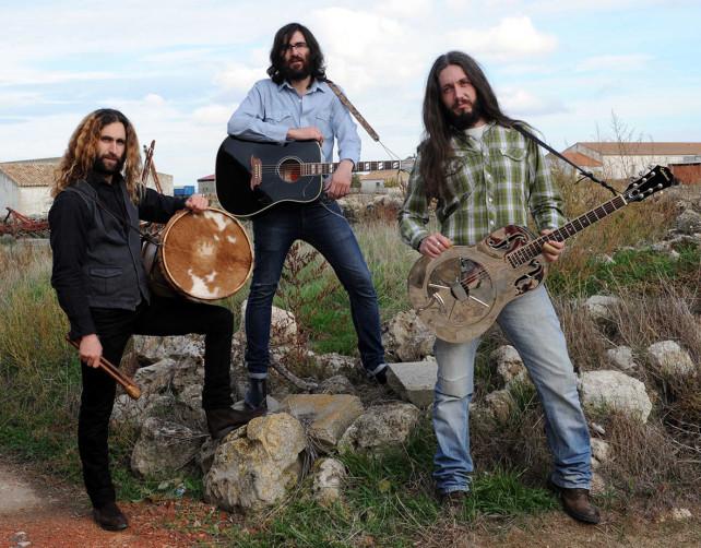 Urueña, 20/11/2009. Grabacion del video-clip de Arizona Baby. Foto Ricardo Otazo.