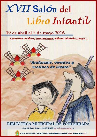 XVII Salón del Libro Infantil 2016