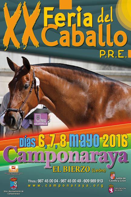 XX Feria del Caballo en Camponaraya 2