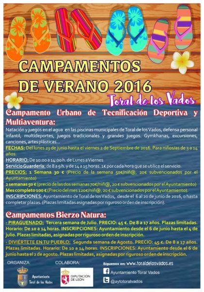 112051-CARTEL CAMPAMENTOS verano 2016