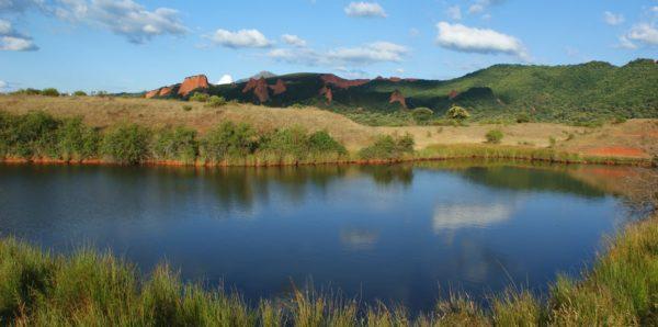 Lago Sumido (Medulas)