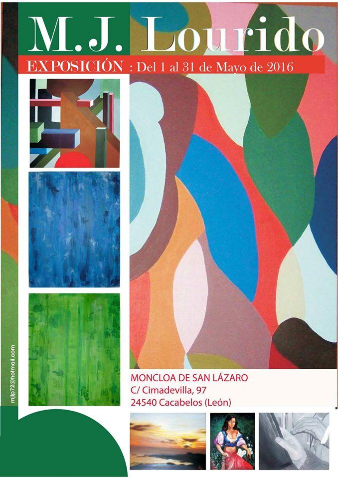 Exposición: M.J. Lourido