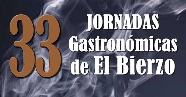 XXXIII Jornadas gastronómicas del Bierzo 2017
