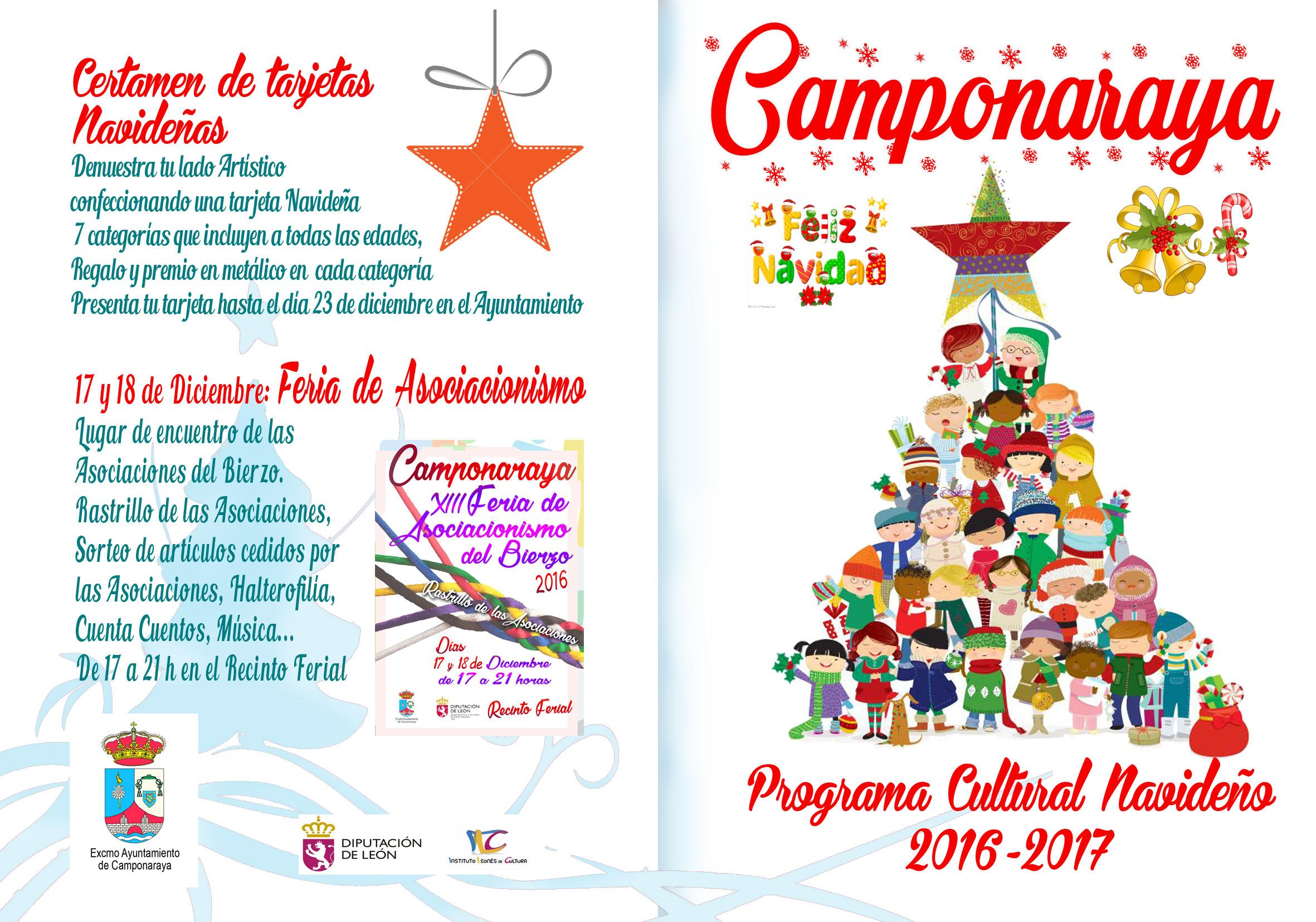Camponaraya presenta las actividades de Navidad 3