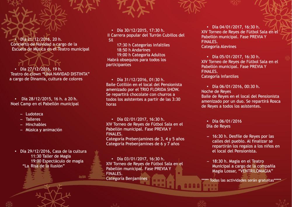Navidad en Cubillos del Sil 3