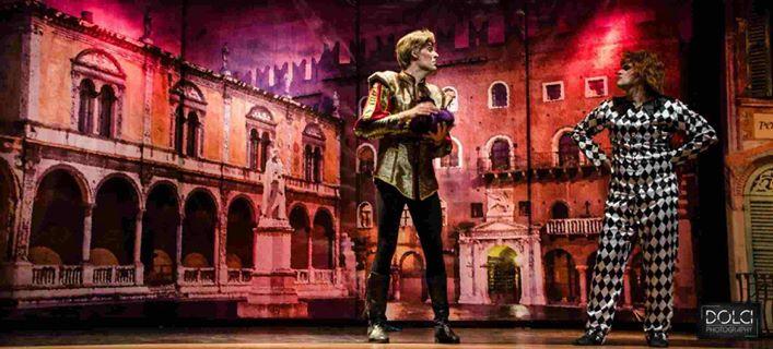 Teatro en Cubillos del Sil: Los dos gemelos venecianos 2