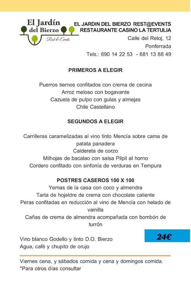 Jornadas Gastronómicas de Invierno del 17 de febrero al 26 de marzo. Consulta los menús 4