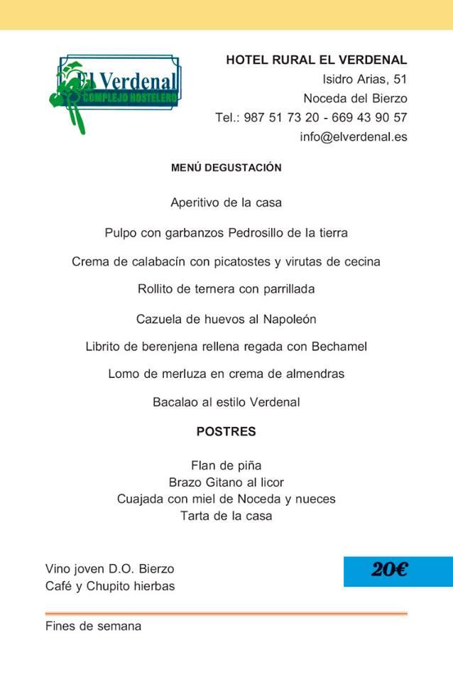Jornadas Gastronómicas de Invierno del 17 de febrero al 26 de marzo. Consulta los menús 7