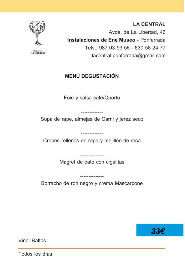 Jornadas Gastronómicas de Invierno del 17 de febrero al 26 de marzo. Consulta los menús 8