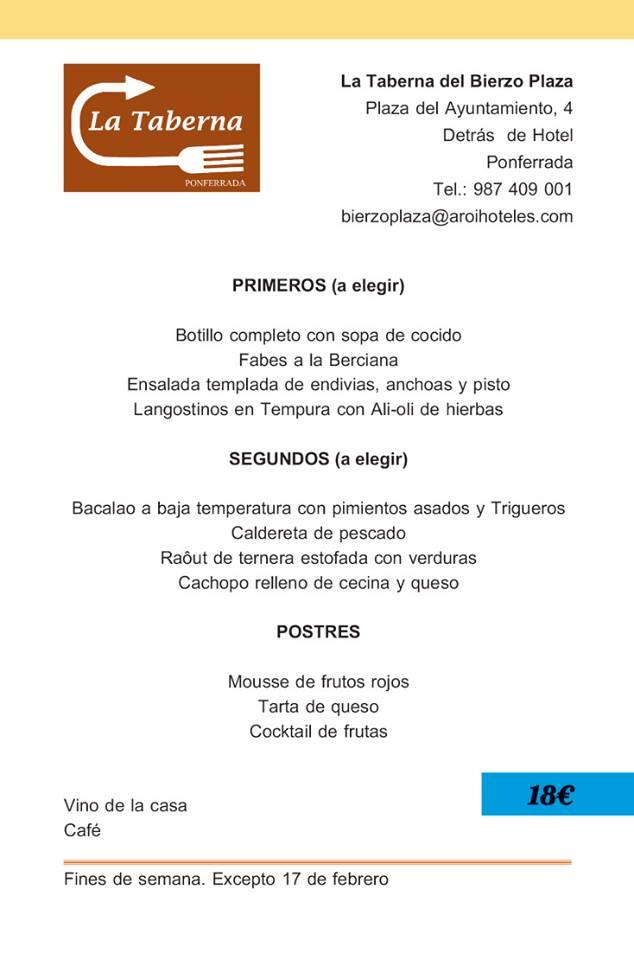Jornadas Gastronómicas de Invierno del 17 de febrero al 26 de marzo. Consulta los menús 9