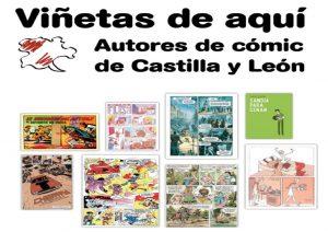 Exposición: Viñetas de aquí