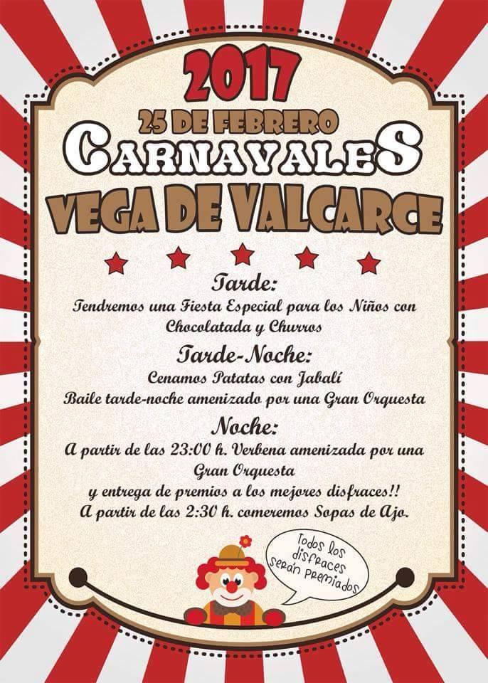 Carnavales en Vega de Valcarce 2