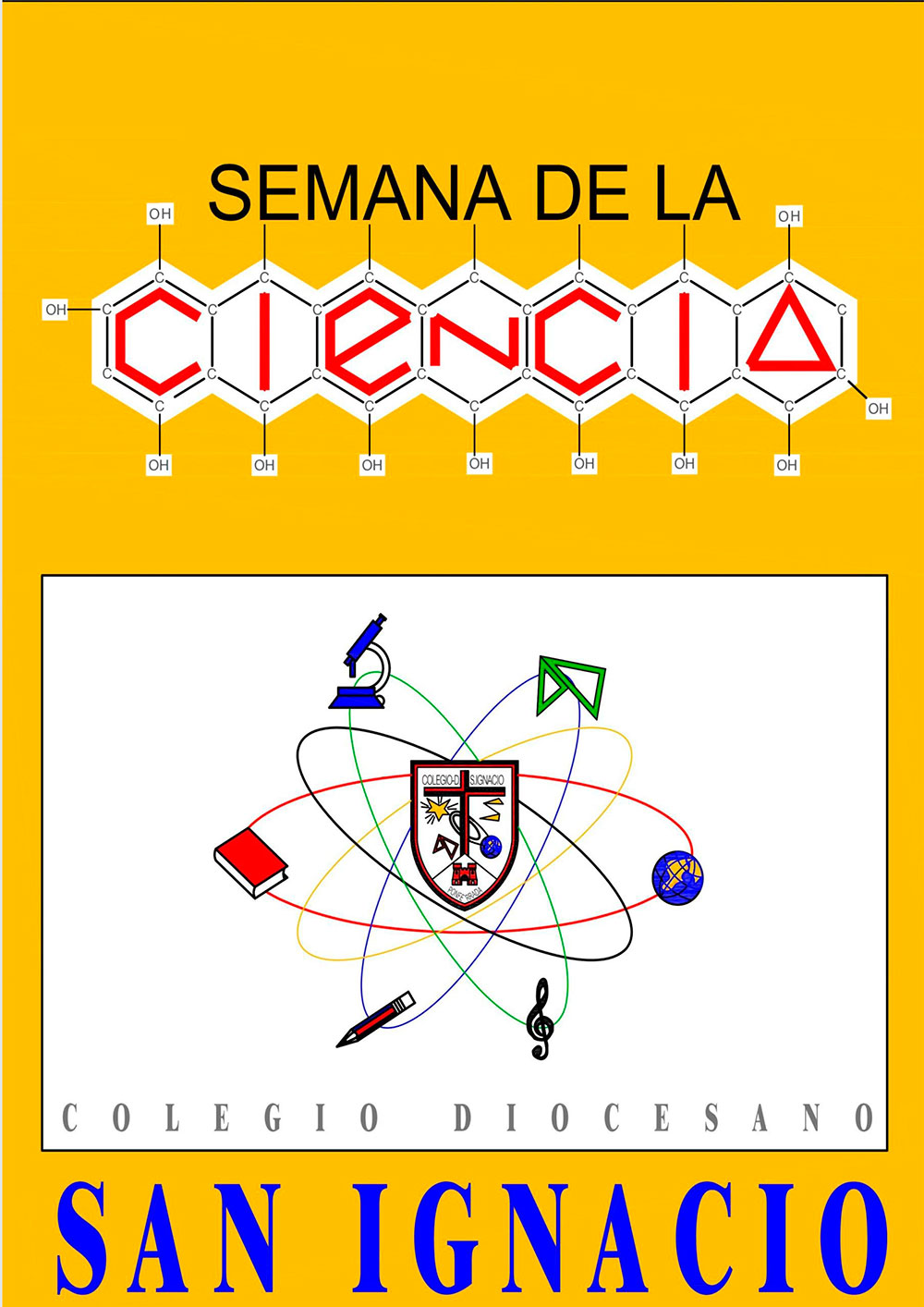 Semana del la ciencia en el colegio San Ignacio de Ponferrada 10