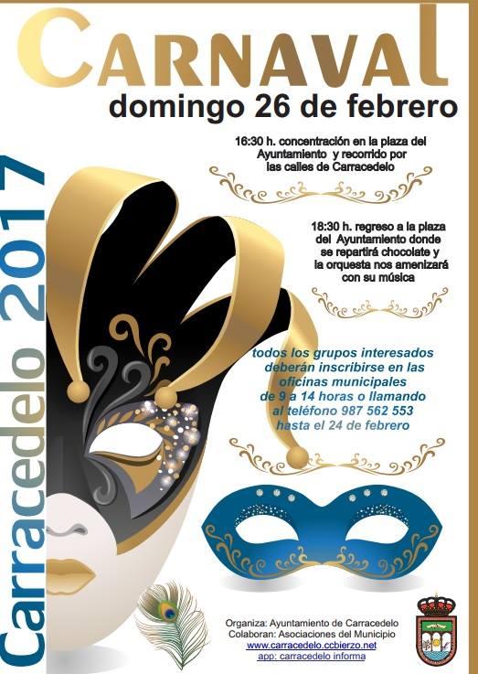 Carnaval 2017 en Carracedelo 2