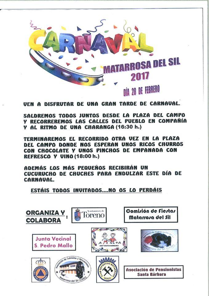 Planes en el El Bierzo para el fin de semana + Carnavales. 24 al 28 de febrero 12