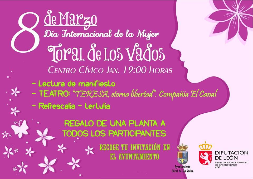 Día Internacional de la mujer 2