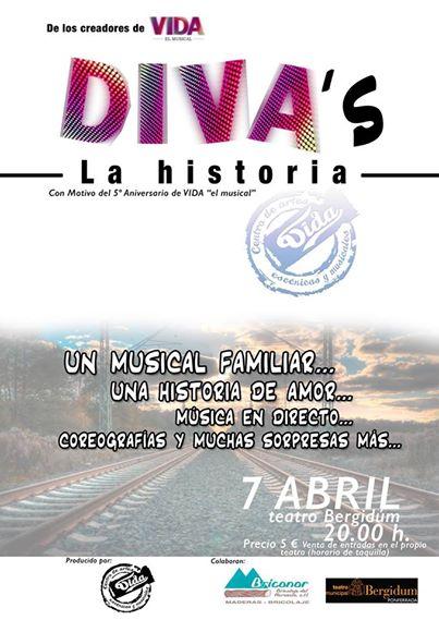 Diva's el Musical 3