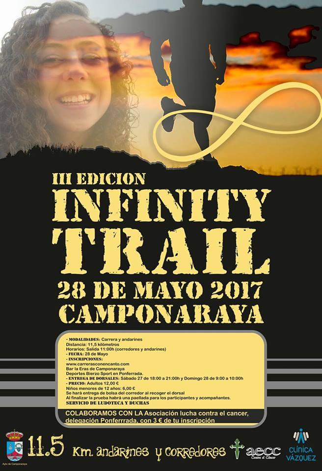 III Edición carrera Infinity Trail 4