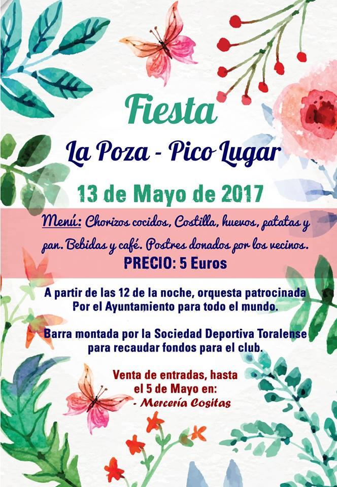 Fiestas en los barrios de La Poza y Pico Lugar de Toral de los Vados 2