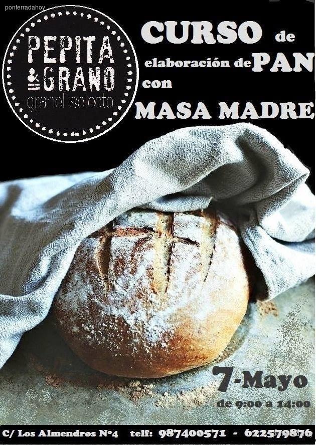 Curso de elaboración de pan con masa madre 2