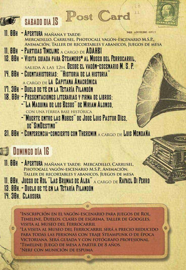 La otra Semana Santa ponferradina: Rockera, freak y steampunk 9