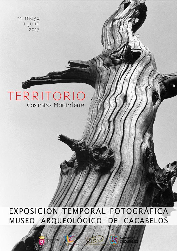 Exposición 'Territorio' de Casimiro Martinferre