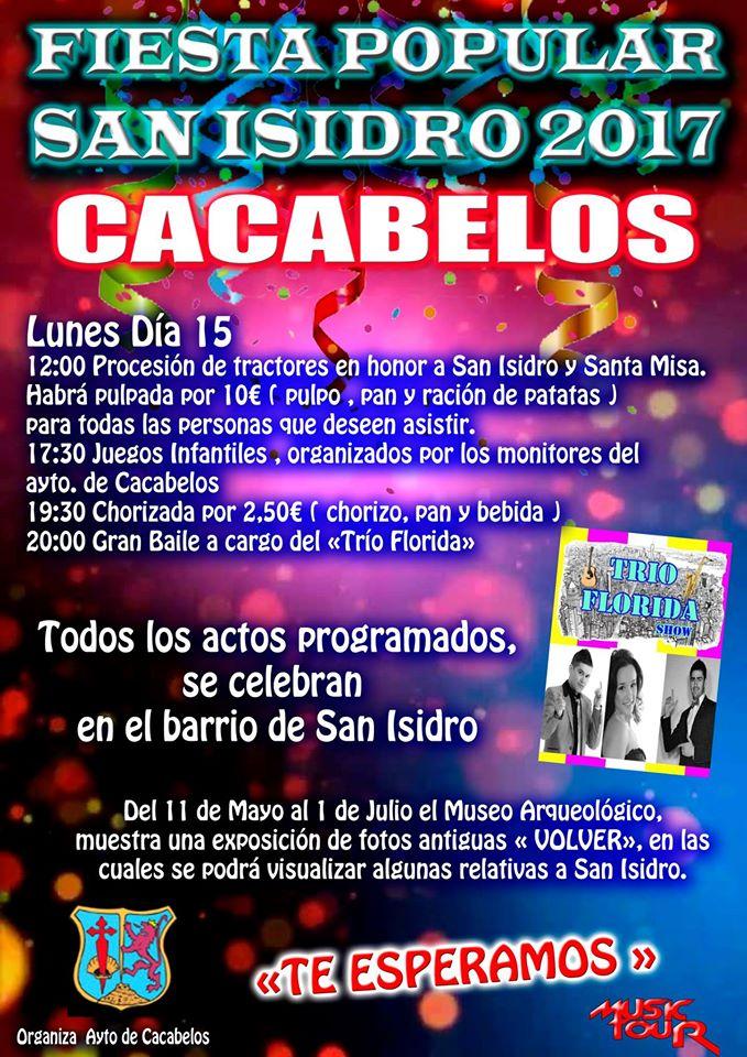 Cacabelos celebra el día de San Isidro 2