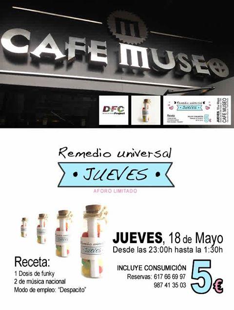 Vuelven los Jueves a la noche ponferradina con el Café Museo 2