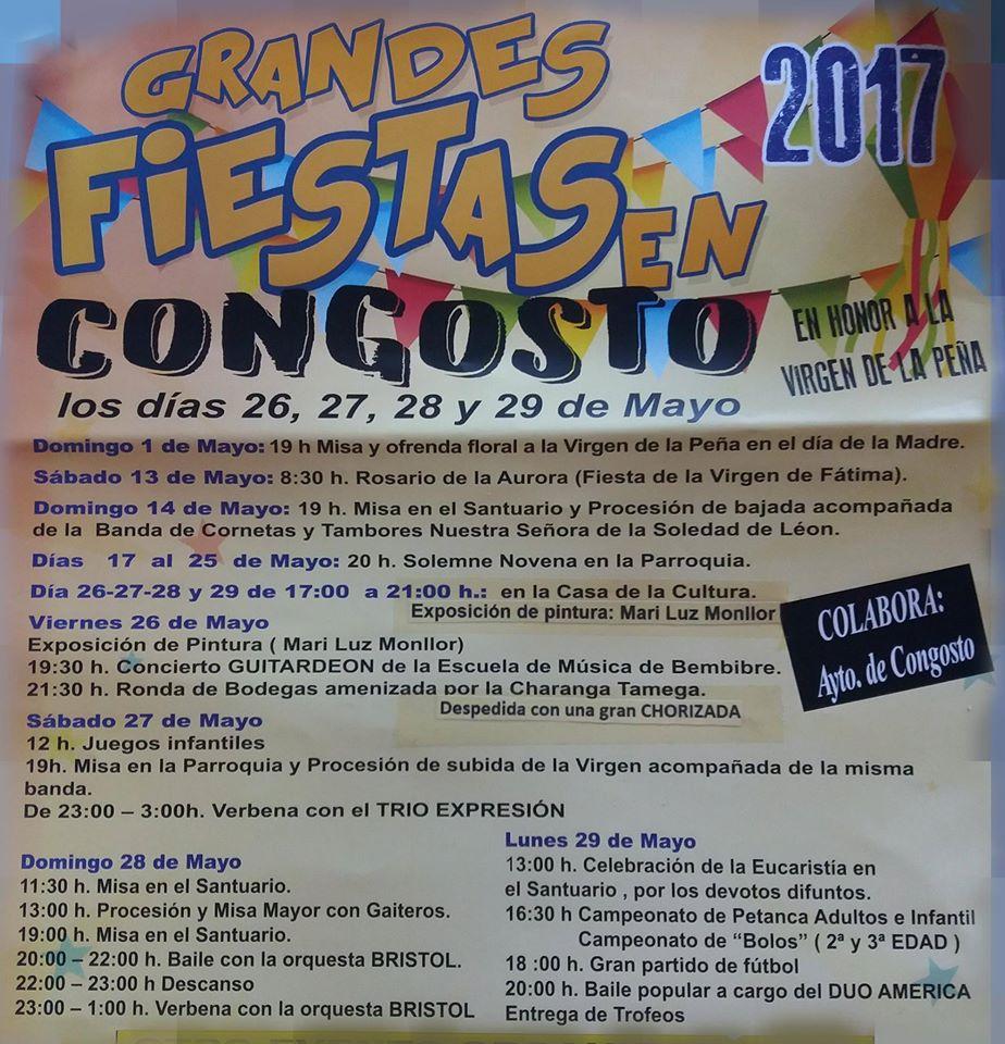 Grandes Fiestas en Congosto 2