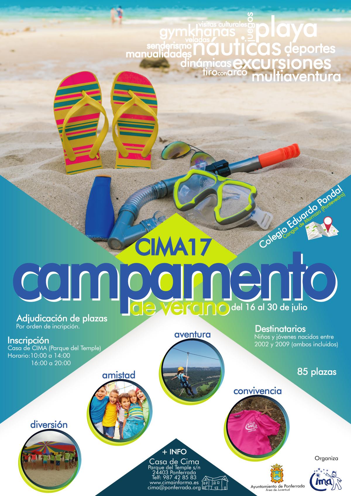 Campamento de Verano Cima 2017 2