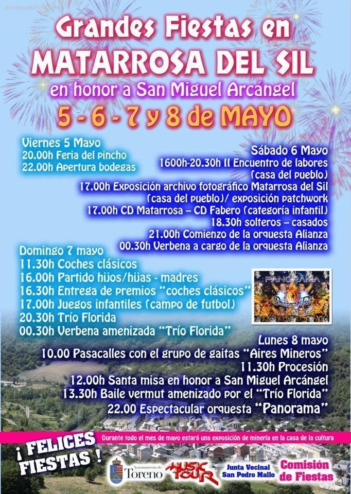 Fiestas en honor a San Miguel 2017 2