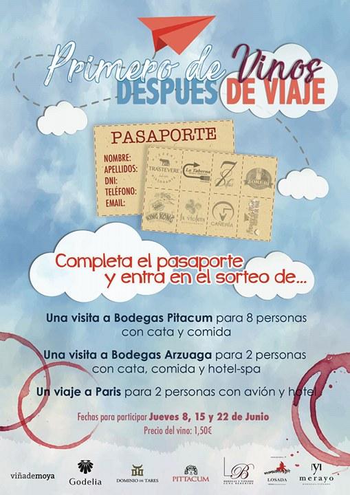Jueves de ronda con pasaporte y premios en la zona del ayuntamiento 2