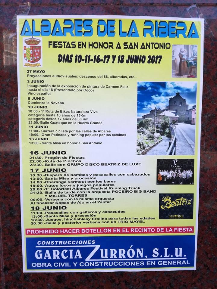 Fiestas en Albares de la Ribera 2