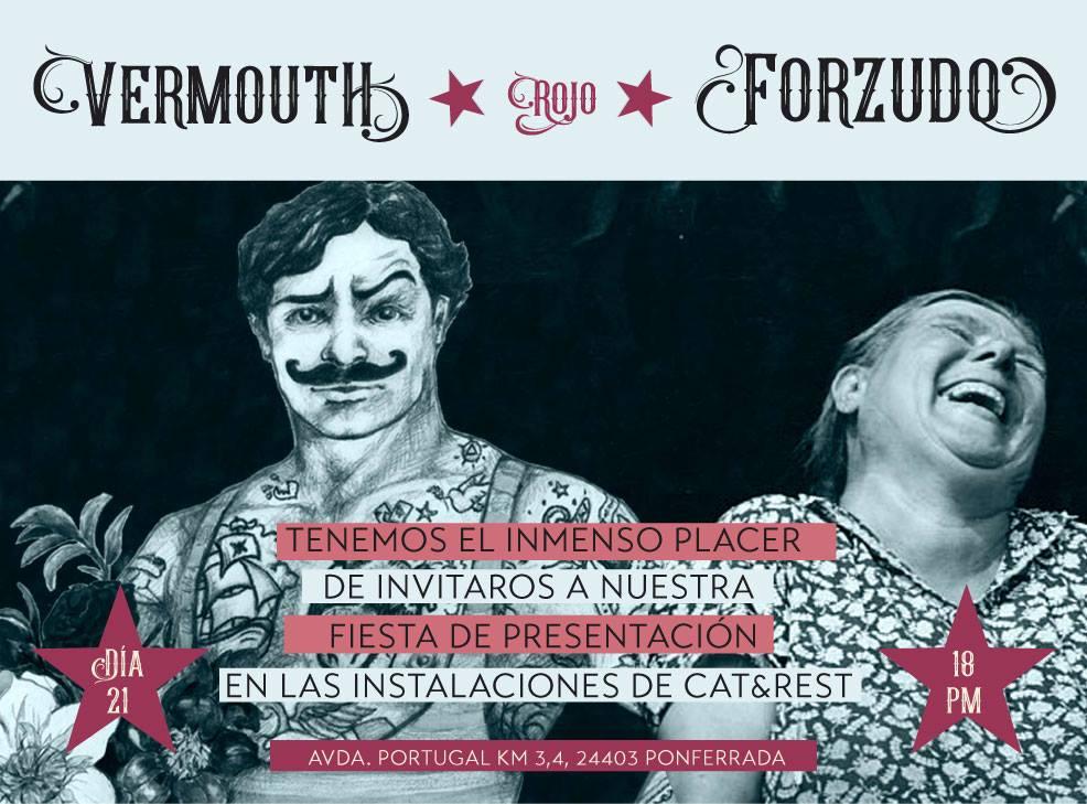 Presentación del vermouth 'Forzudo' 2